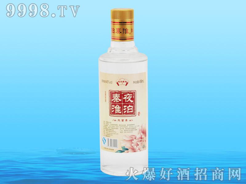 夜泊秦淮酒・大富贵