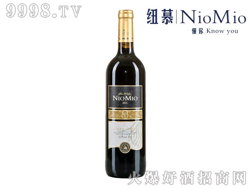 法国艾维瓦干红葡萄酒