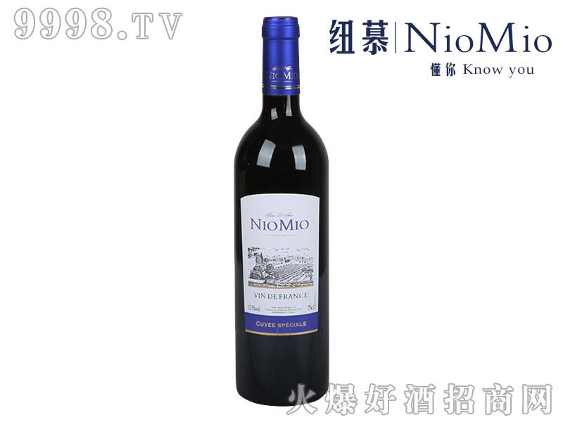 法国典藏干红葡萄酒