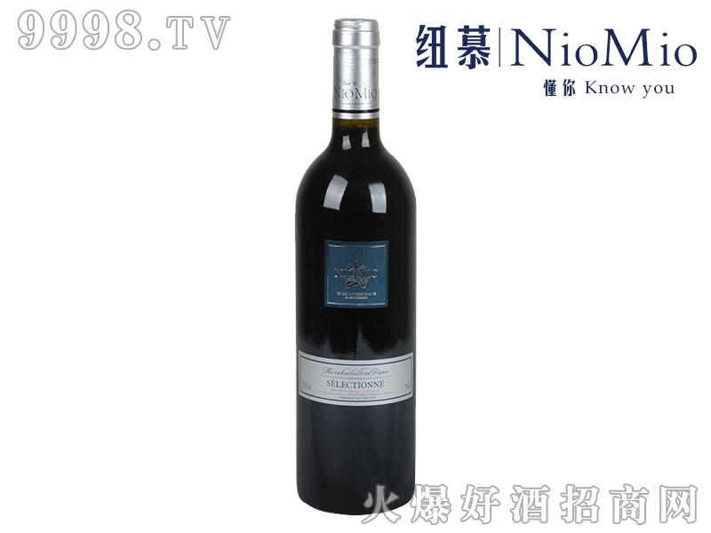 法国特选干红葡萄酒