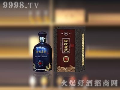 度诚酒纯粮原浆酒 45%vol 500ML