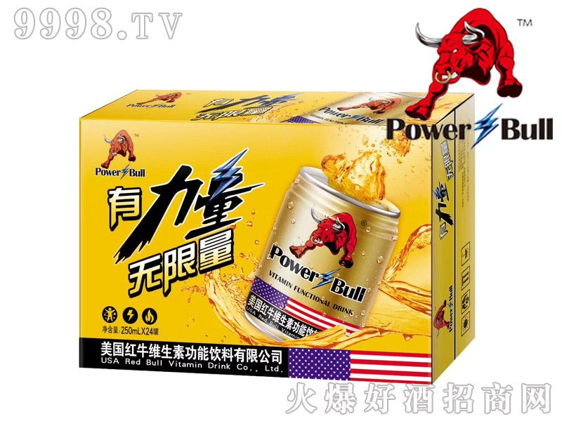 美国红牛250mlx24瓶