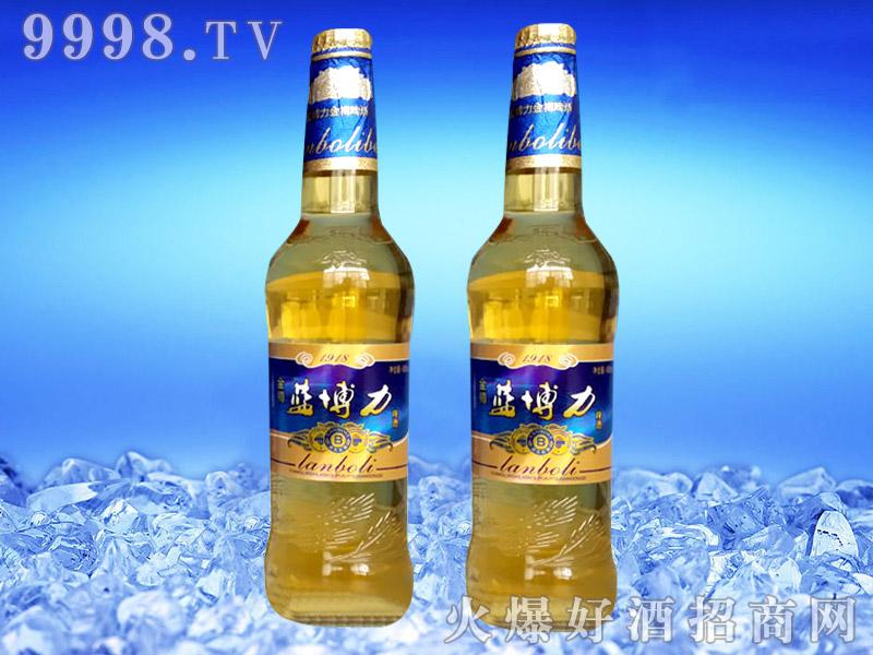 蓝博力啤酒