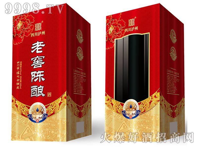 老窖陈酿酒(盒)