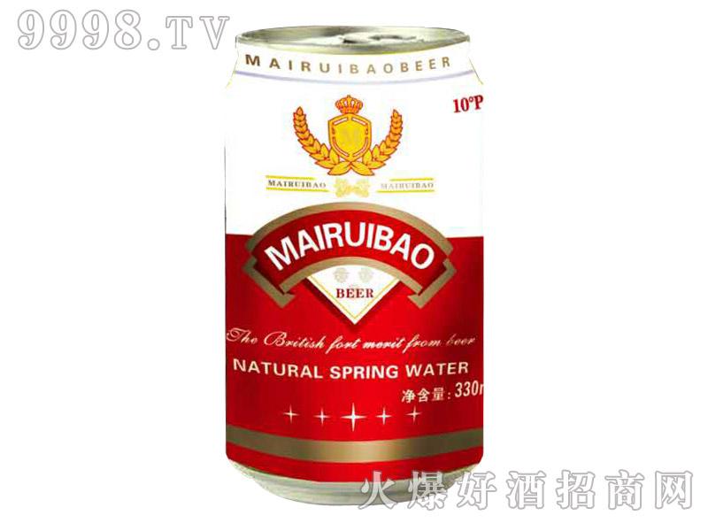 麦瑞堡啤酒330ml(罐)
