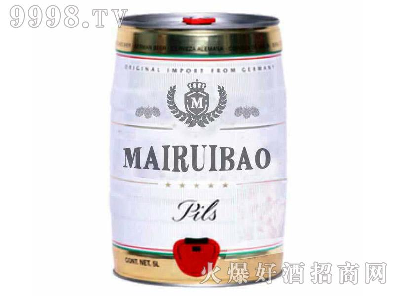 麦瑞堡啤酒(白桶)