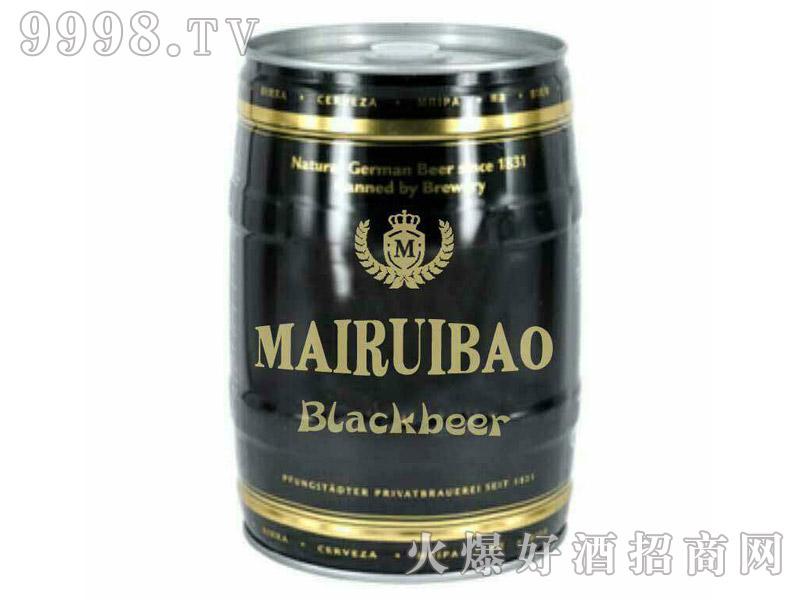 麦瑞堡啤酒(黑桶)