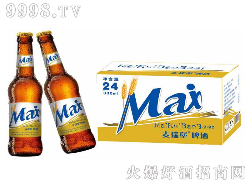 麦瑞堡啤酒330ml(瓶)