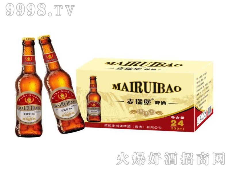 麦瑞堡啤酒330ml
