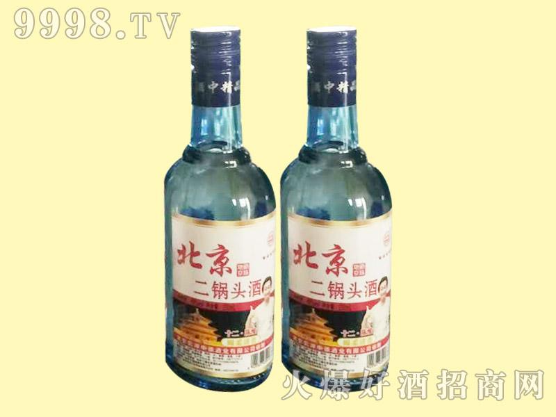 北京二锅头酒陈酿8(蓝瓶)