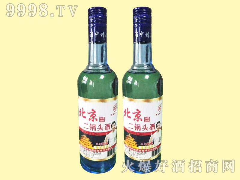 北京二锅头酒陈酿8(绵柔清香)