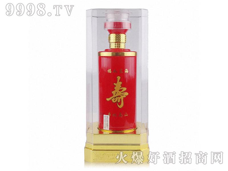 当津寿酒(透明盒包装)53度500ml