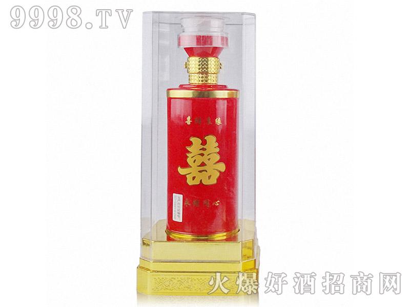 当津喜酒(透明盒包装)53度500ml