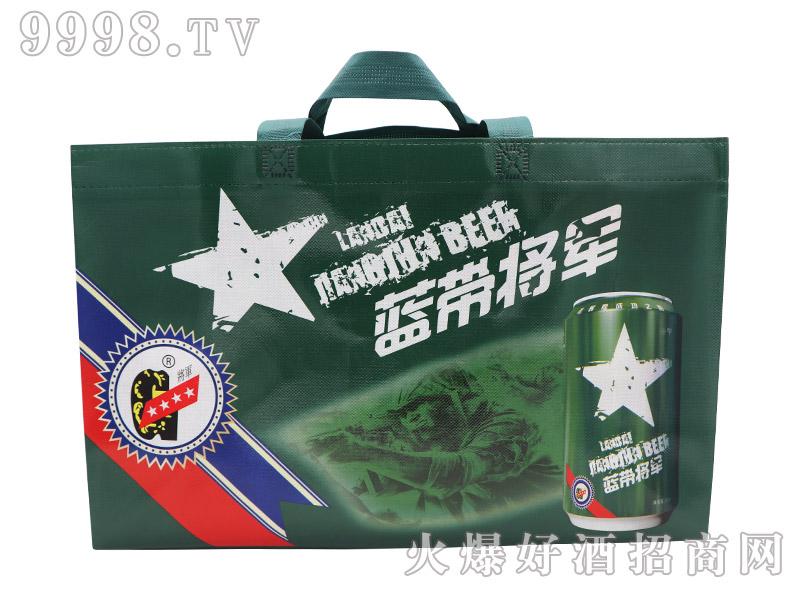 蓝带将军啤酒(袋)