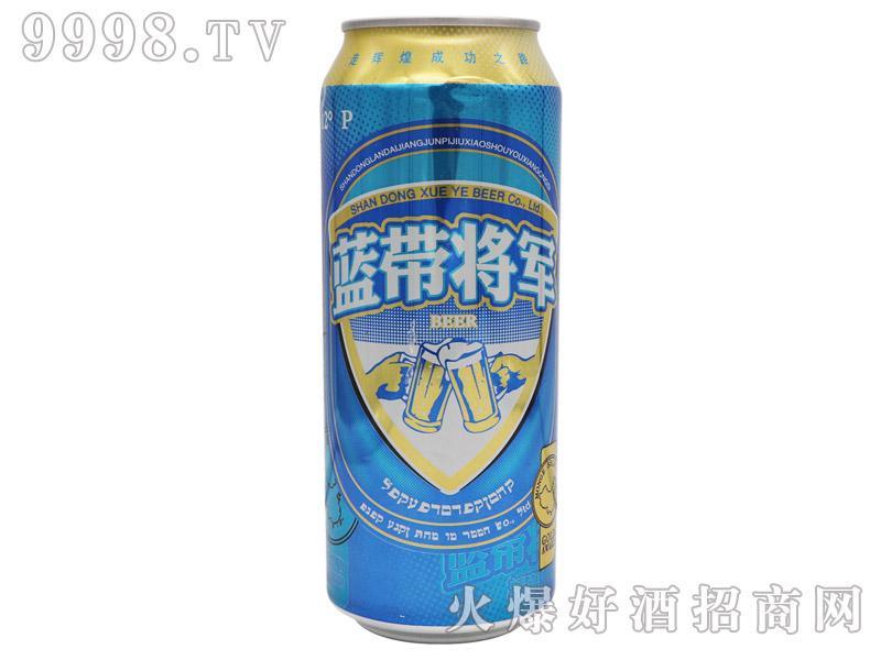 蓝带将军啤酒12°P