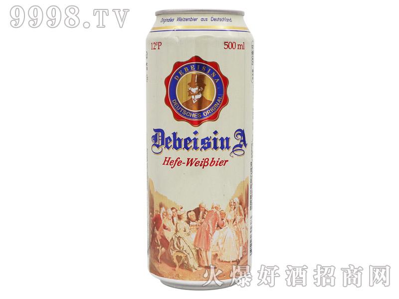 德贝斯那白啤12°500ml