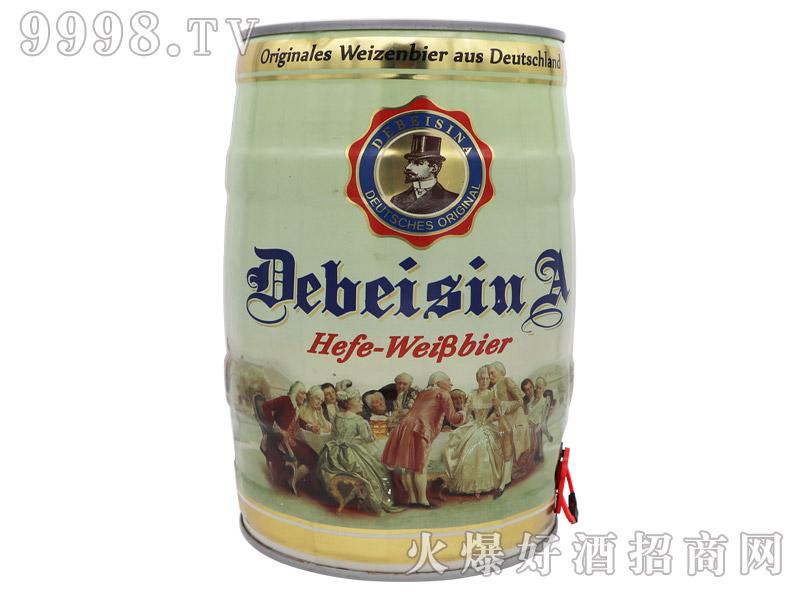 德贝斯那白啤5L