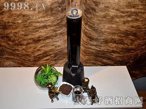 德国纯酿黑啤酒