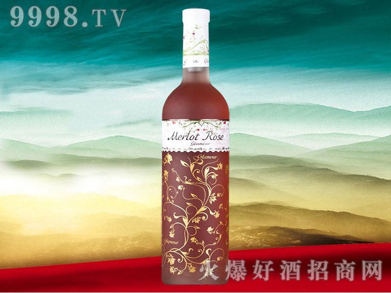 格蓝玫瑰干红葡萄酒