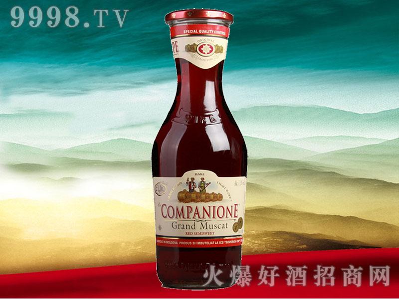 卡帕妮红葡萄酒