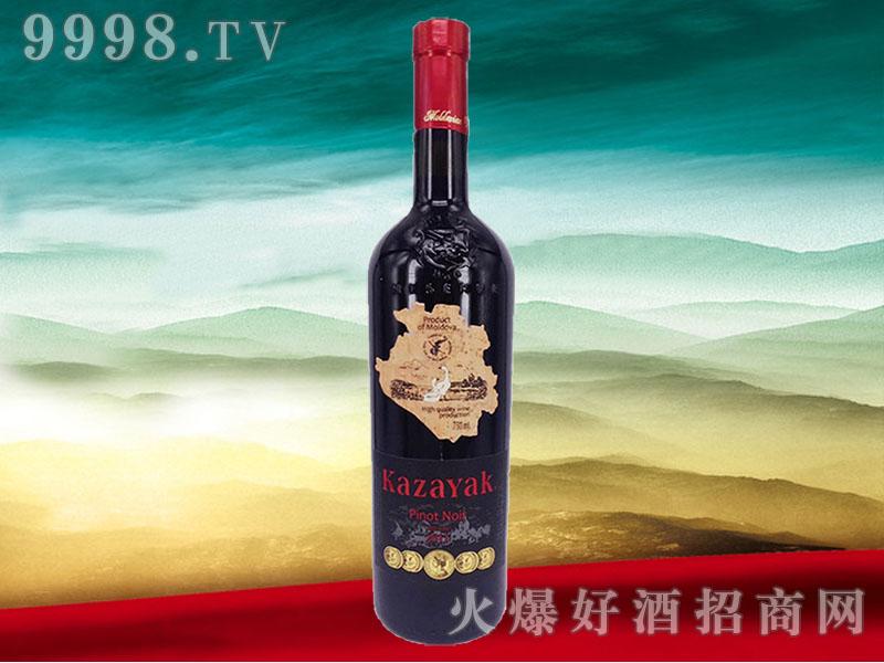 天鹅庄2011年黑比诺干红葡萄酒