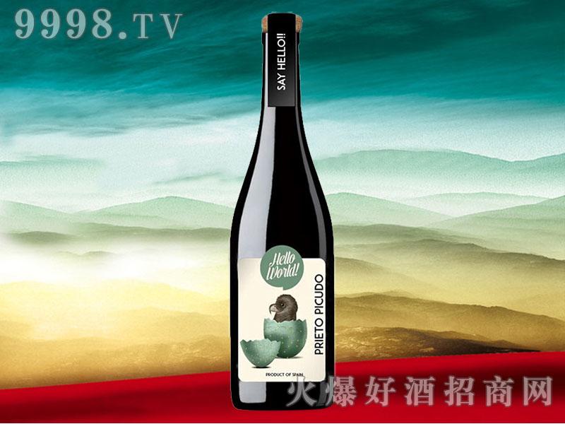Hello世界(小鸭)干红葡萄酒