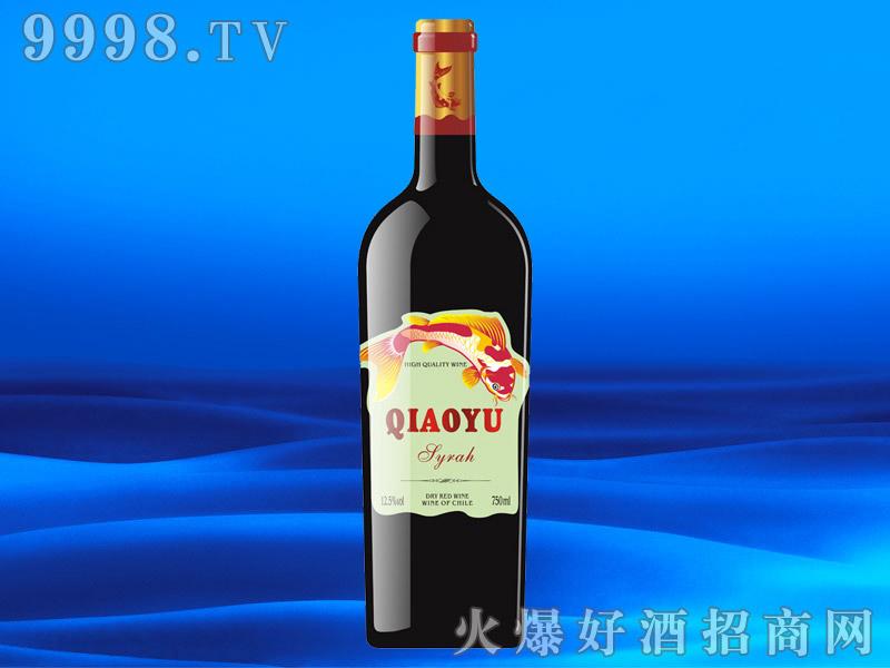 智利进口干红葡萄酒