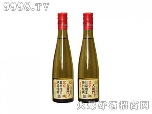 北京大前门酒非常绵柔43度480ml