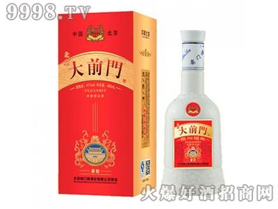 北京大前门酒柔和41度480ml