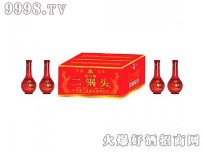 红鑫二锅头52度248ml