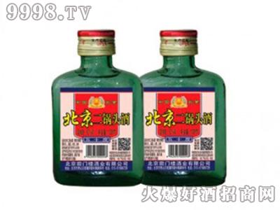 北京二锅头酒45度50度56度100ml绿瓶