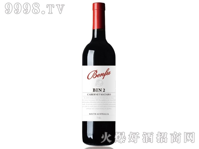 奔虎-BIN2干红葡萄酒