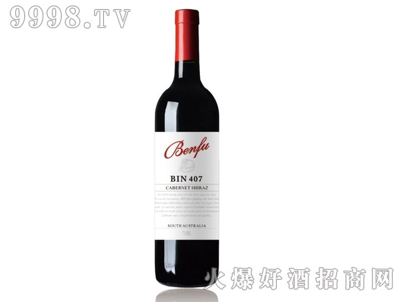 奔虎-BIN407干红葡萄酒