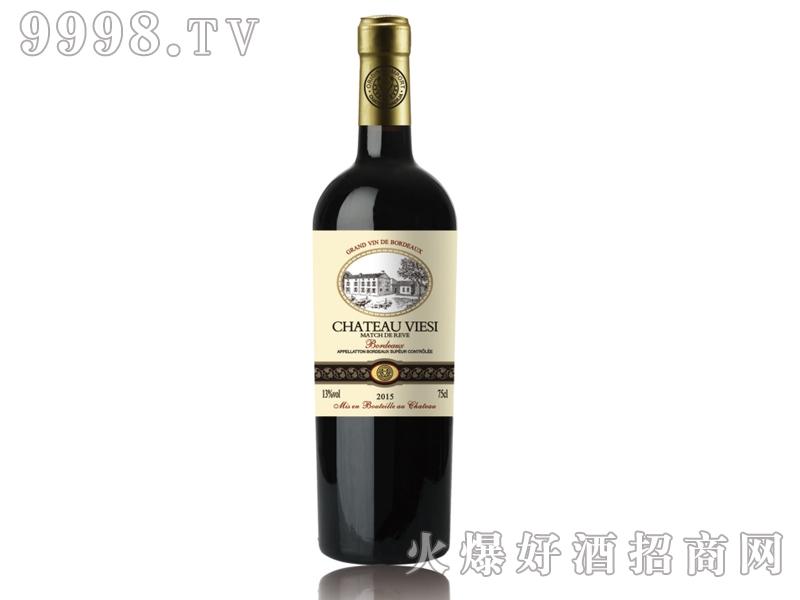 梦赛庄园干红葡萄酒