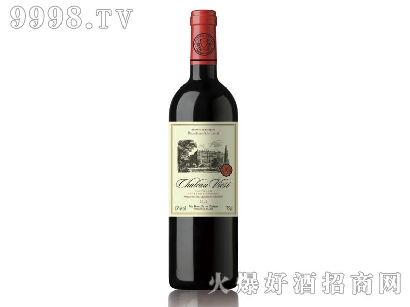 科雷斯特城堡干红葡萄酒