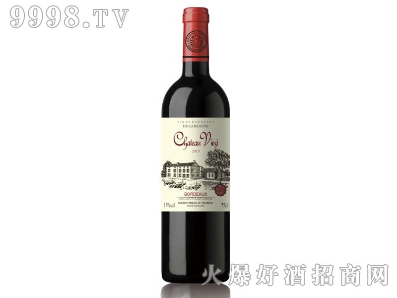 法国维也斯-蒂美干红葡萄酒