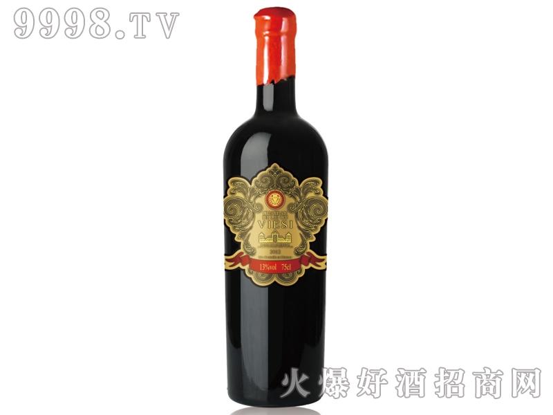 欧雷城堡干红葡萄酒