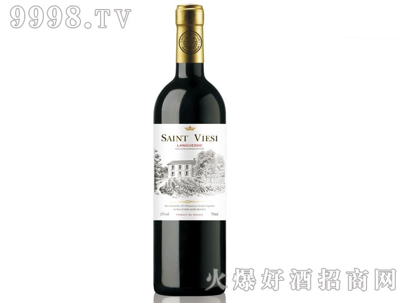 维也斯庄园干红葡萄酒