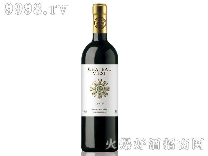 维也斯天使之花干红葡萄酒