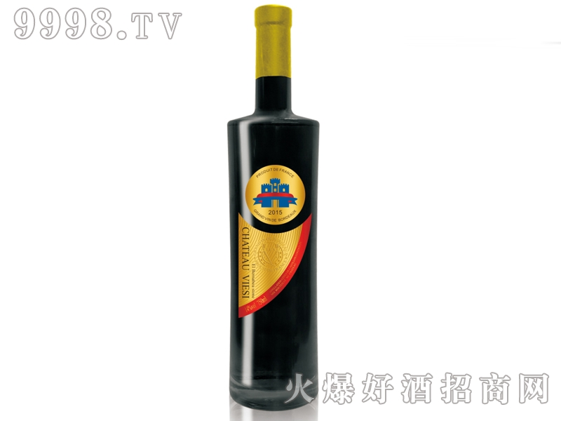 法国维也斯-爱尔伯纳金石干红葡萄酒