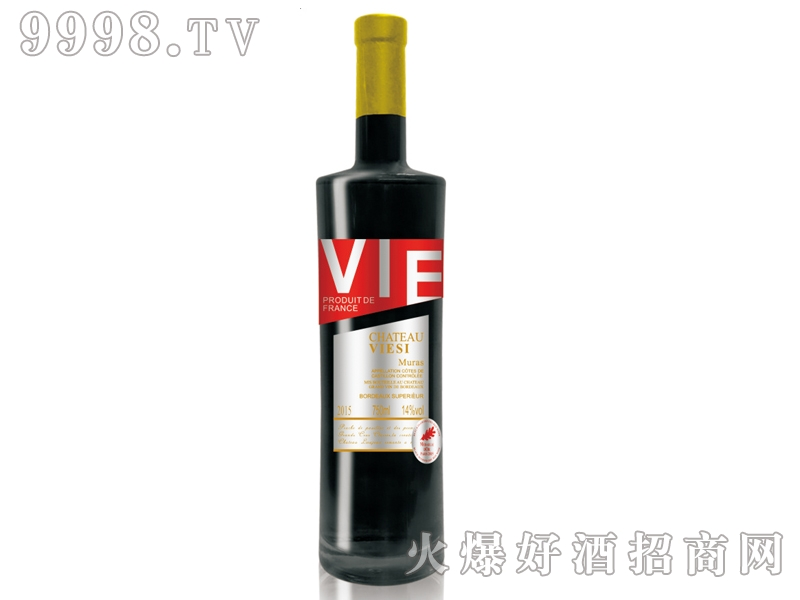 法国维也斯-慕拉斯干红葡萄酒