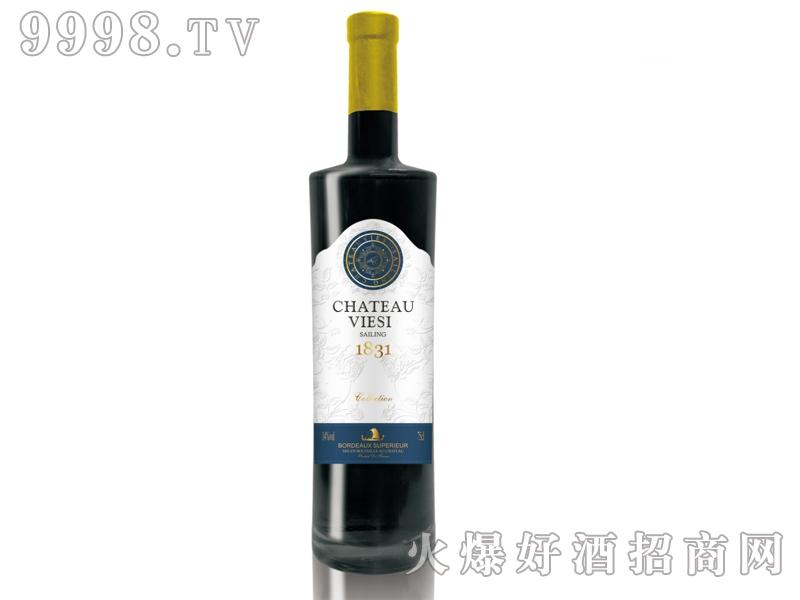 维也斯帆船干红葡萄酒