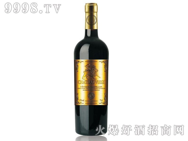 维也斯伯爵干红葡萄酒