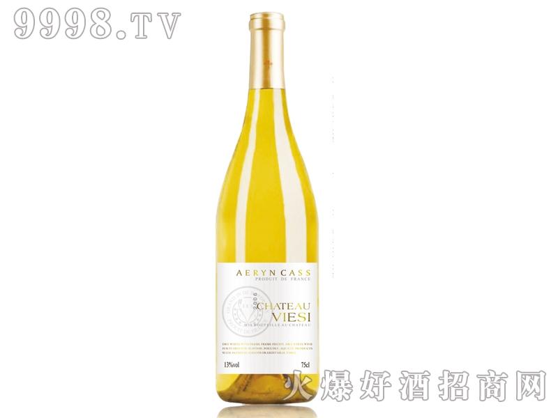 艾瑞卡斯白葡萄酒