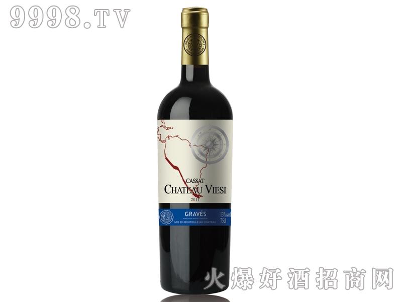 卡萨特庄园干红葡萄酒