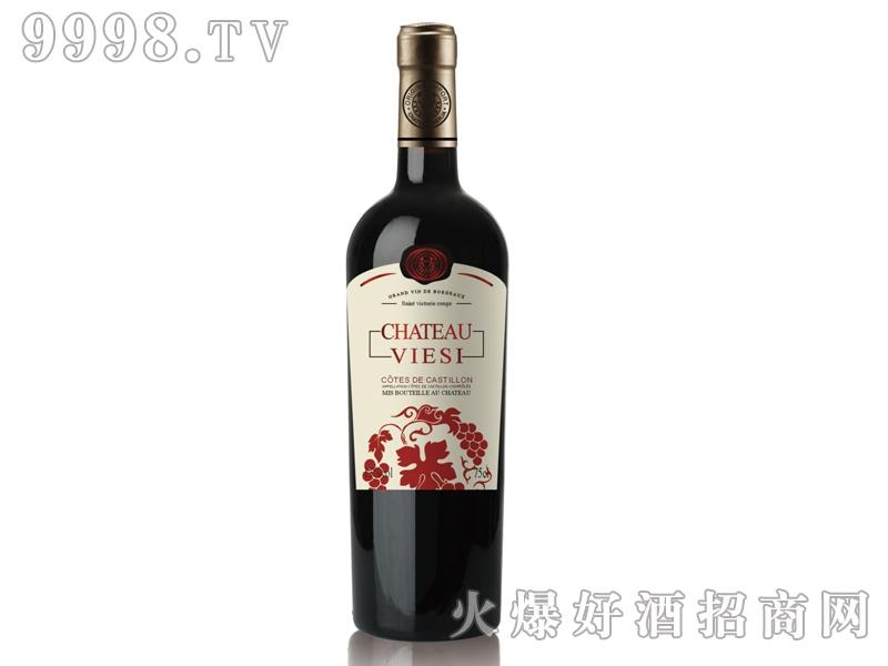 圣维克多亚干红葡萄酒