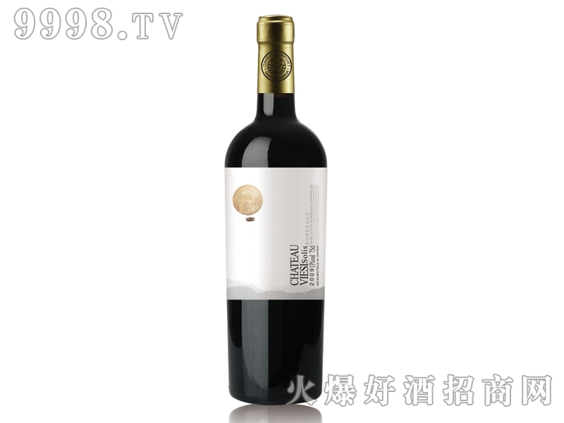 索利斯酒庄干红葡萄酒