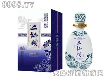 二锅头(蓝瓷)52度500ml