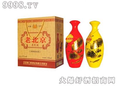 老北京(原浆酒)52度1.5L