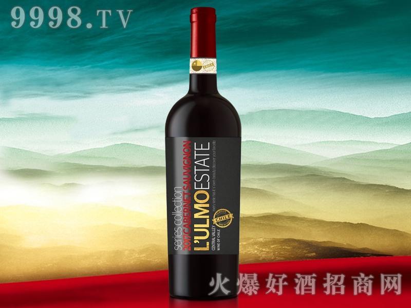 乌摩珍酿赤霞珠干红葡萄酒